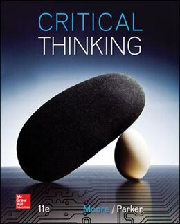 Book Critical Thinking by Brooke Noel Moore