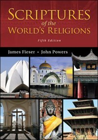 Book Scriptures of the World's Religions by James Fieser