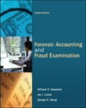 Book Forensic Accounting and Fraud Examination by William Hopwood