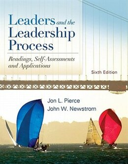 Book Leaders and the Leadership Process by Jon Pierce