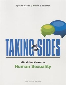 Book Taking Sides: Clashing Views in Human Sexuality by Ryan McKee