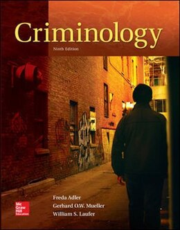 Book LooseLeaf for Criminology by Freda Adler