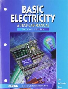 Book BASIC ELECTRICITY: A Text-Lab Manual: A Text-Lab Manual by Paul Zbar