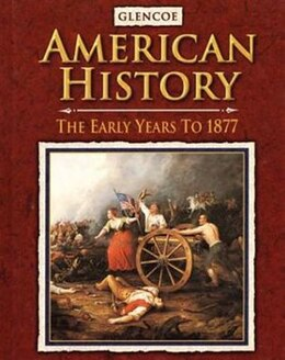 Book American History The Early Years, Student Edition: The Early Years, Student Edition by McGraw-Hill Education