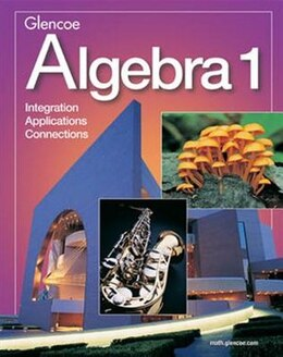 Book Algebra 1: Integration: Integration by McGraw-Hill Education