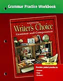Book Writer's Choice, Grade 10, Grammar Practice Workbook by McGraw-Hill Education