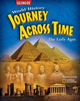 Book World History: Journey Across Time: The Early Ages by Jackson J. Spielvogel