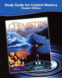 Book Chemistry: Matter+change-study Guide by Dingrando