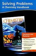 Book Chemistry: Matter+change-solv.prob.hdbk. by Glencoe