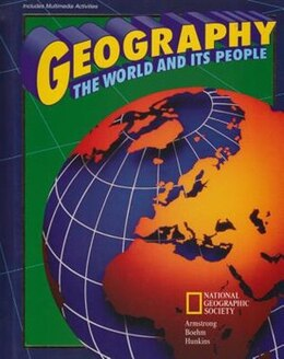 Book Geography: The World And Its People, Activities Workbook, Student Edition by Boehm