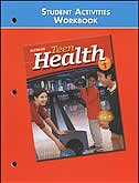 Book Teen Health Course 1, Student Activities Workbook by McGraw-Hill Education
