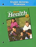 Book Teen Health Course 3, Student Activities Workbook Student Edition by McGraw-Hill Education