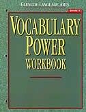 Book Glencoe Language Arts, Grade 9, Vocabulary Power Workbook by Mcgraw-hill