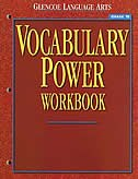Book Glencoe Language Arts, Grade 10, Vocabulary Power Workbook by Mcgraw-hill