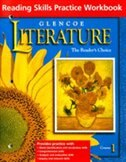 Book Glencoe Literature Reading Skills Practice Workbook Course 1 Grade 6 2002 by Mcgraw-hill