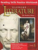 Book Glencoe Literature, Grade 10, Reading Skills Practice Workbook by Mcgraw-hill