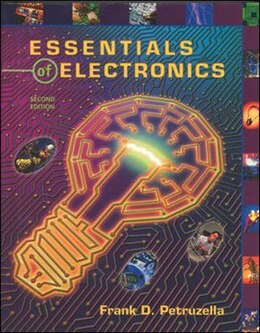 Book Essentials Of Electronics With Multisim Cd-rom by Frank Petruzella