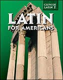 Book Latin for Americans Level 2, Student Edition by McGraw-Hill Education