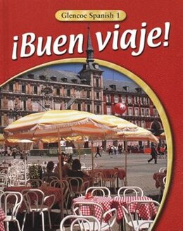 Book ¡Buen viaje! Level 1 Student Edition by McGraw-Hill Education
