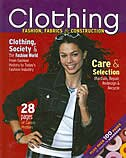 Book Clothing: Fashion, Fabrics & Construction, Student Text: Fashion, Fabrics & Construction, Student… by Jeanette Weber