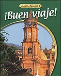 Book ¡Buen viaje! Level 2, Student Edition by McGraw-Hill Education