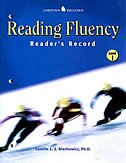 Book Reading Fluency: Reader's Record, Level I': Reader's Record I by Camille Blachowicz