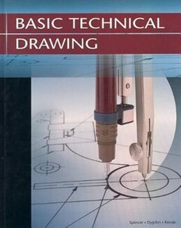 Book Basic Technical Drawing, Student Edition by McGraw-Hill Education