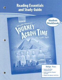 Book Journey Across Time: The Early Ages: Reading Essentials And Study Guide by Glencoe/mcgraw-hill