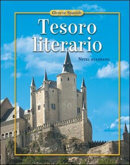 Book Spanish 5, Tesoro literario, Student Edition by McGraw-Hill Education