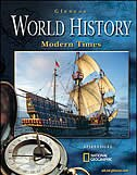 Book Glencoe World History: Modern Times, Student Edition by McGraw-Hill Education