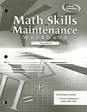 Book Math Skills Maintenance Workbook, Course 2 by McGraw-Hill Education