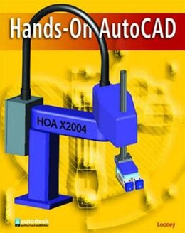 Book Hands-On AutoCAD by Timothy Looney