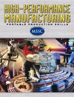 Book High-Performance Manufacturing, Softcover Student Edition by McGraw-Hill Education