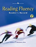 Book Reading Fluency, Reader's Record A: Reader's Record A by Camille Blachowicz