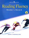 Book Reading Fluency, Reader's Record B: Reader's Record B by Camille Blachowicz