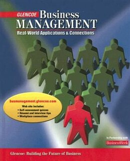 Book Business Management: Real-World Applications and Connections, Student Edition by Leslie W. McGraw-Hill Education