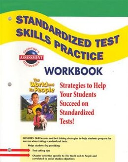 Book The World And Its People: Standardized Test Skills Practice Workbook by Mcgraw-hill