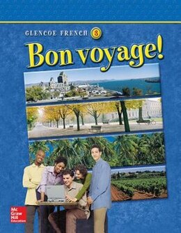 Book Bon voyage! Level 3, Workbook and Audio Activities Student Edition by McGraw-Hill Education
