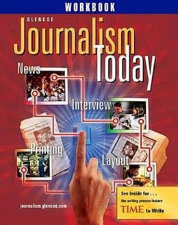Book Journalism Today, Student Workbook by Donald McGraw-Hill Education
