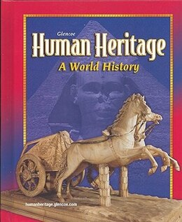 Book Human Heritage, Student Edition by McGraw-Hill Education