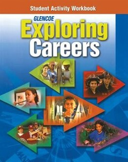 Book Exploring Careers, Student Activity Workbook by McGraw-Hill Education