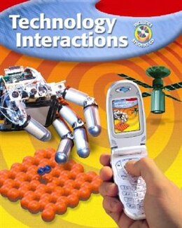 Book Technology Interactions, Student Edition with CD-ROM by Henry Harms