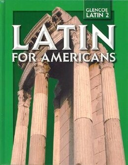 Book Latin for Americans, Level 2, Student Edition by McGraw-Hill Education