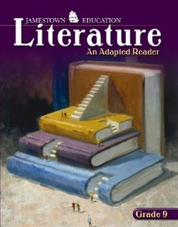 Book Jamestown Education, Adapted Literature, Student Edition Grade 9 by McGraw-Hill Education