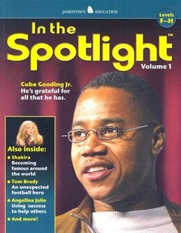 Book In the Spotlight: Vol 1, Levels F-H by Henry McGraw-Hill Education