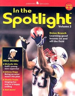 Book In the Spotlight, Vol. 2, Levels B-D by Henry McGraw-Hill Education