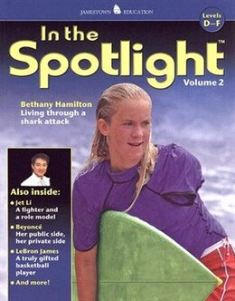 Book In the Spotlight, Vol 2, Levels D-F by Henry McGraw-Hill Education