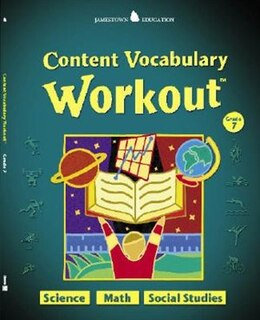 Book Jamestown Education, Content Vocabulary Workout, Student Edition, Grade 7 by McGraw-Hill Education