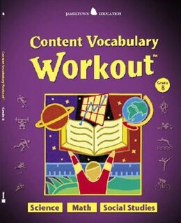 Book Jamestown Education, Content Vocabulary Workout, Student Edition, Grade 8 by McGraw-Hill Education
