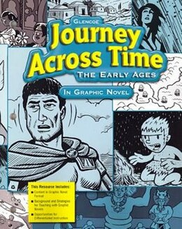 Book Journey Across Time, Journey Across Time in Graphic Novel by McGraw-Hill Education
